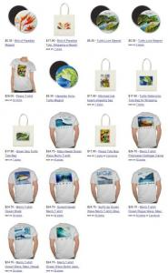 MY PRODUCTS On ZAZZLE